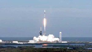 Cape Canaveral - Il lancio della capsula Dragon