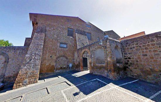Tuscania - Convento di San Paolo