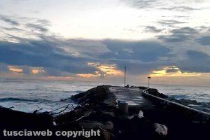 Montalto di Castro - Un tramonto
