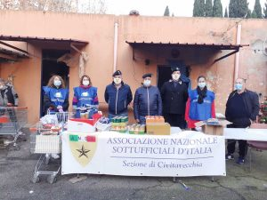 Ansi - Donazione a Sant'Egidio