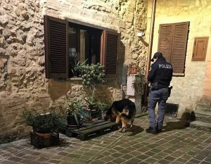 Terni - I controlli della polizia