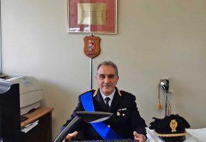 Questura - Terni - Il commissario Paolo Suraci