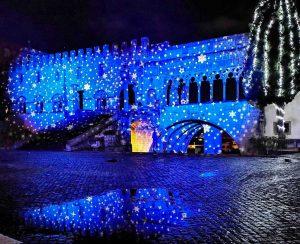 Viterbo - Le foto della città addobbata per Natale su Instagram