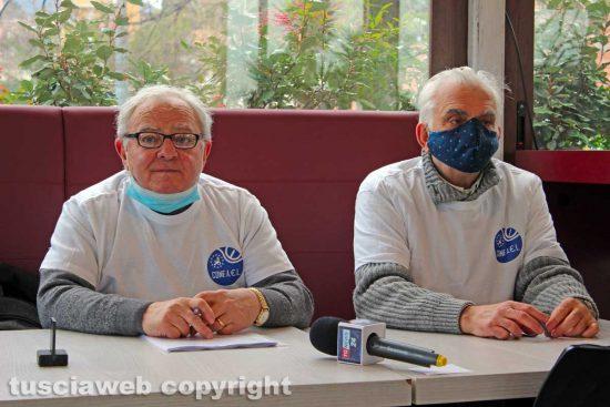Viterbo - La conferenza stampa dei sindacati della sanità