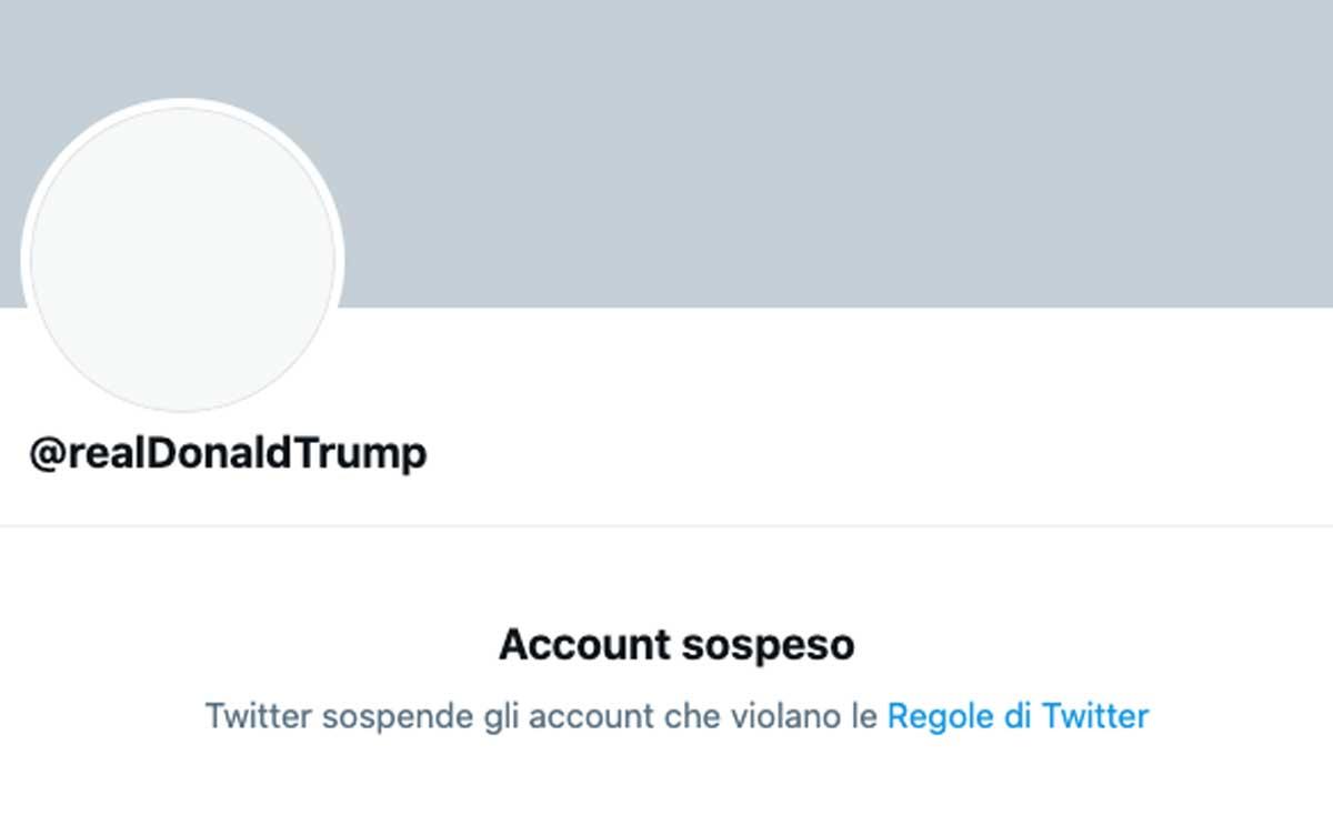 Anti Trump scatenati dopo blocco di Twitter: è pioggia di meme!