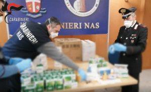 Medicinali Covid non autorizzati - Carabinieri Nas in azione
