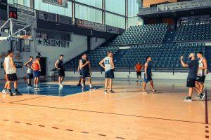 Sport - Pallacanestro - Stella azzurra - L'allenamento
