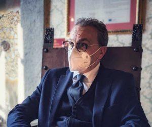 Paolo Dottarelli, sindaco di Bolsena