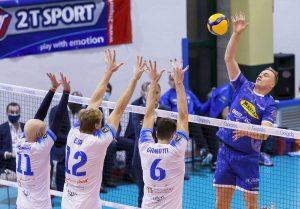 Sport - Volley - Tuscania supera Galatina
