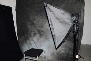 Viterbo - Scuola di fotografia Click - Uno dei tre set