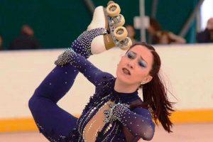 Sport - Libertas Pilastro - Un'atleta