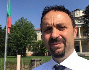Gianluca Filiberti - Sindaco di Lugnano in Teverina