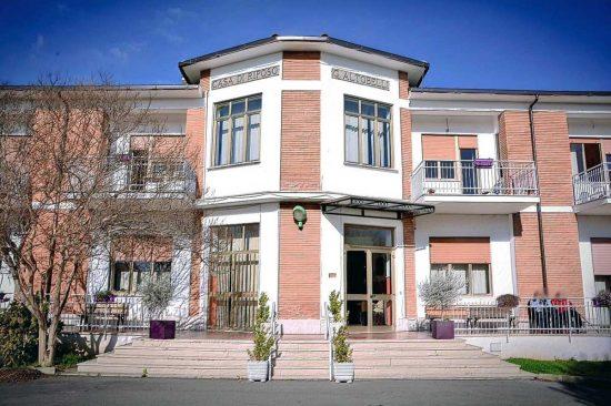 Bassano Romano - La casa di riposo G. Altobelli