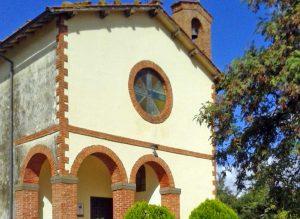 Viterbo - Chiesa di S. Maria di Castel d'Asso