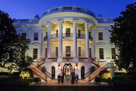Casa Bianca in lutto