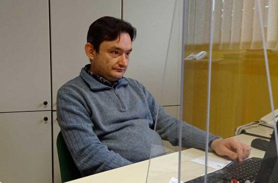 Armando Mangeri, componente della nuova commissione regionale per l'artigianato