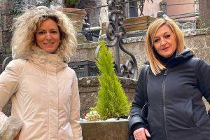 Rosita Cicoria e Giulia Moscetti