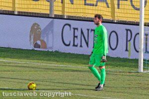 Sport - Calcio - Viterbese - Riccardo Daga