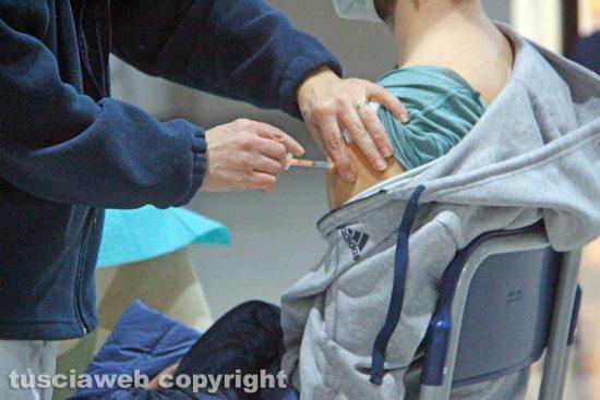 Viterbo - Il punto operativo per il vaccino AstraZeneca
