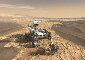Il rover Perseverance è arrivato su Marte