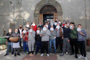 Consegnati 60 pasti al Ceis San Crispino