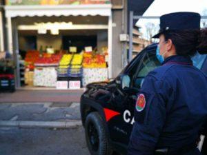 Sicurezza alimentare, i controlli dei carabinieri forestali