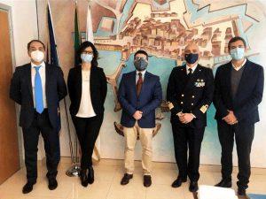 Civitavecchia - La riunione del comitato di gestione dell'autorità portuale