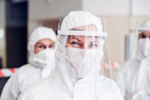 Coronavirus - Un operatore sanitario