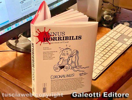 Galeotti editore - Annus Horribilis. Dodici mesi vissuti col Covid