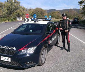 Terni - I controlli dei carabinieri