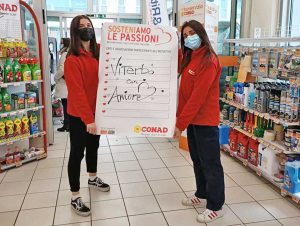 Viterbo - La Conad sostiene l'Emporio Solidale