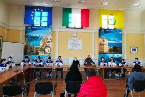 Civitavecchia - Il comune premia l'under 18 della Tecnoalt Snipers