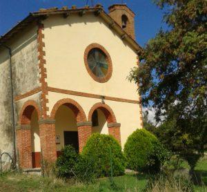 Viterbo - chiesa di Castel d'Asso