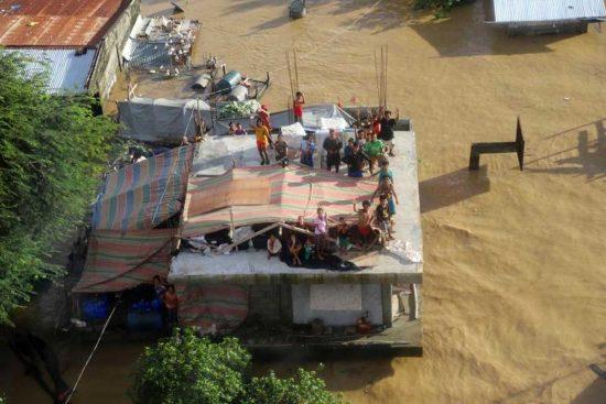Inondazioni in Indonesia
