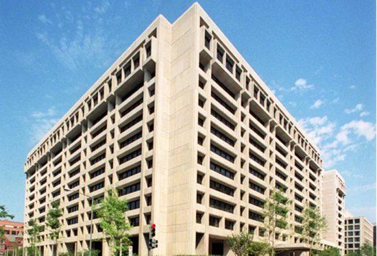 Washington - Sede centrale del Fondo monetario internazionale