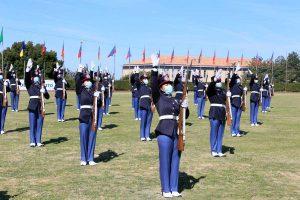 """Scuola sottufficiali Esercito - Giuramento del corso """"Onore"""""""