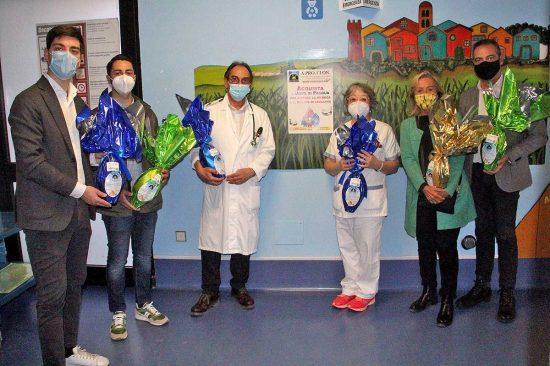 Donate uova a Pediatria a Belcolle