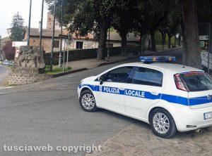 Polizia locale di Sutri