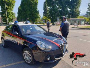 Carabinieri Rieti