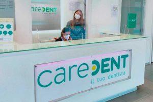 Caredent Viterbo - Staff: Veronica e Gisella