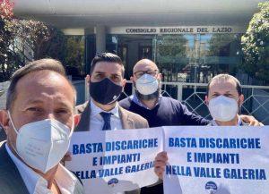 Giancarlo Righini, Federico Rocca, Velerio Garipoli, Ugo Cassone