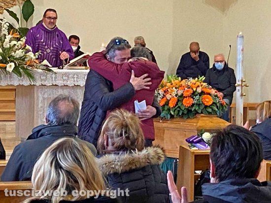 Viterbo - I funerali di Ivo Colonna