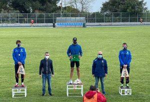 Sport - Atletica - Umberto Persi campione regionale 10mila metri
