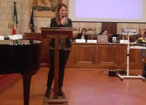 Tarquinia - Iss Cardarelli - La dirigente Laura Piroli