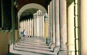 Bologna - I portici