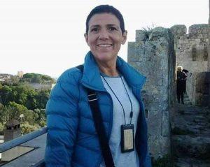 La guida turistica Claudia Moroni